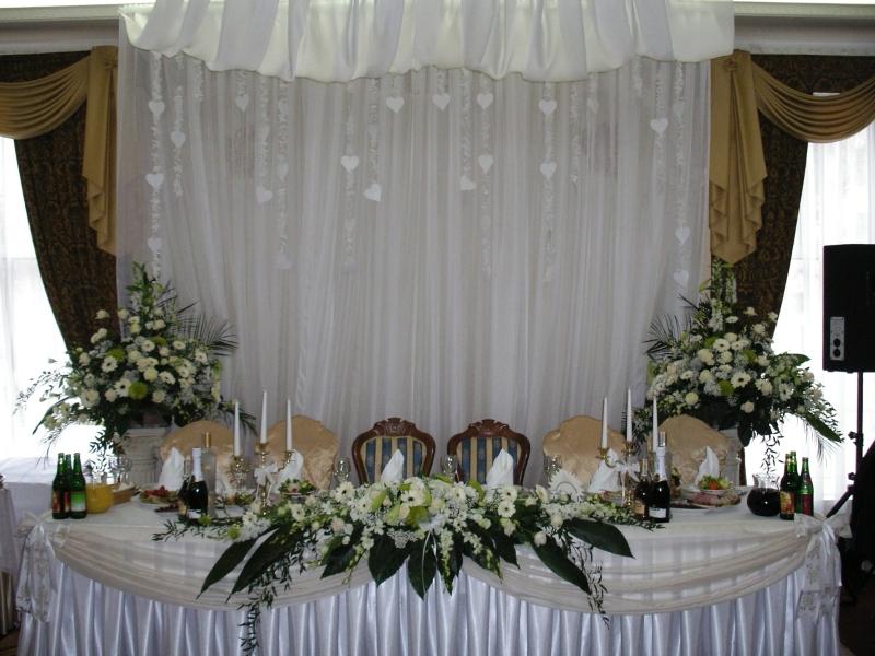 Украшение свадеб